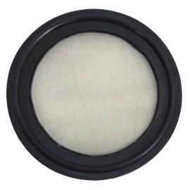 """2"""" TriClamp BUNA-N Screen Gasket 350 Mesh (40 Micron)"""