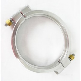 "6"" High Pressure Tri-Clamp Clamp"