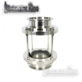 "2"" Inline sight glass"