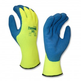 Latex Coated Cold Resistant Thermal Gloves