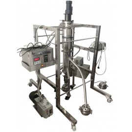 MWFD-5L Molecular Wiped Film Distillation System (Turn Key)