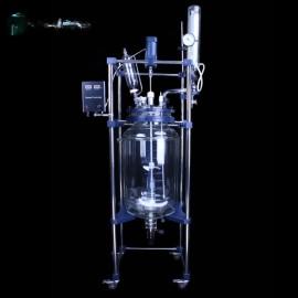 100L Glass Reactor